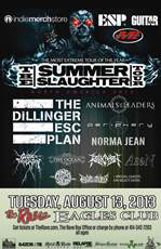Summer Slaughter Tour 2013