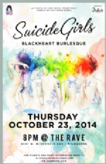 SuicideGirls: Blackheart Burlesque Tour (18+)