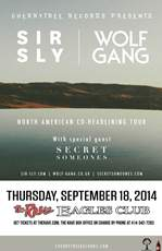 Sir Sly / Wolf Gang