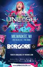 Life In Color featuring Borgore