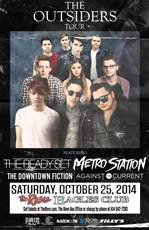 The Ready Set / Metro Station